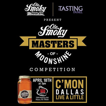 Ole Smoky Presents Masters of Moonshine Competition Dallas