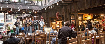 Sample the South at Ole Smoky Moonshine Distillery | Visit South
