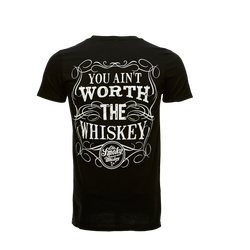 WORTH THE WHISKEY TEE