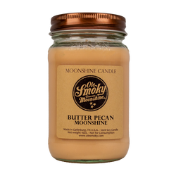 Butter Pecan Soy Candle