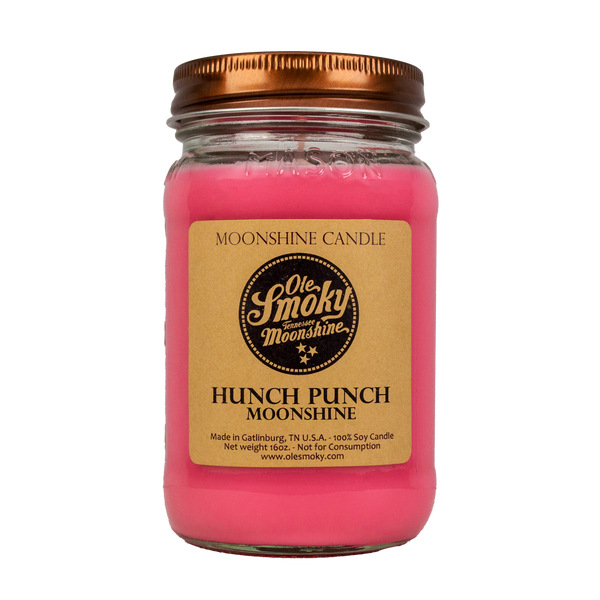 Hunch Punch Soy Candle