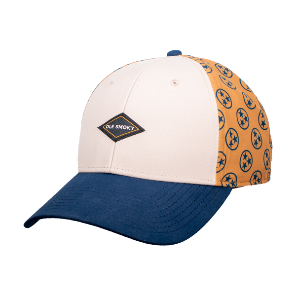 TRISTAR DIAMOND PATCH HAT