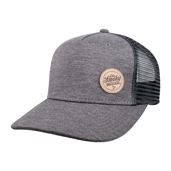 BLACK ROADIE HAT