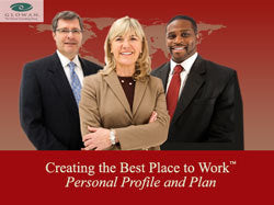 The Best Place To Work Profile and Plan