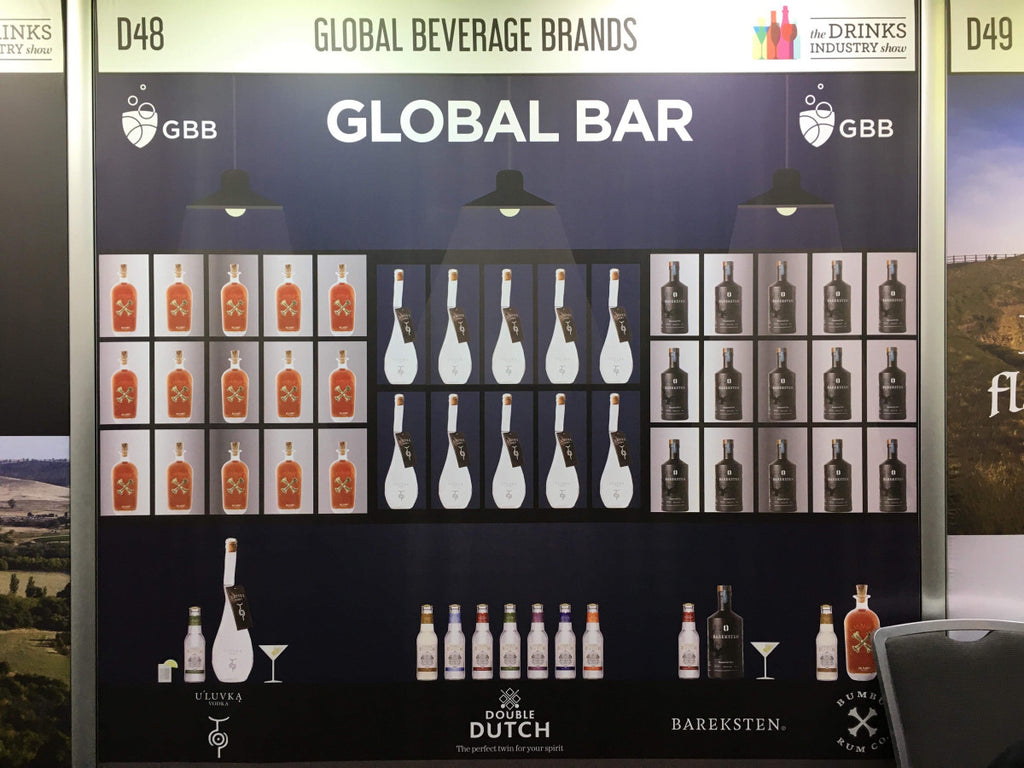The Drinks Industry Show 2018 - Exhibition Design