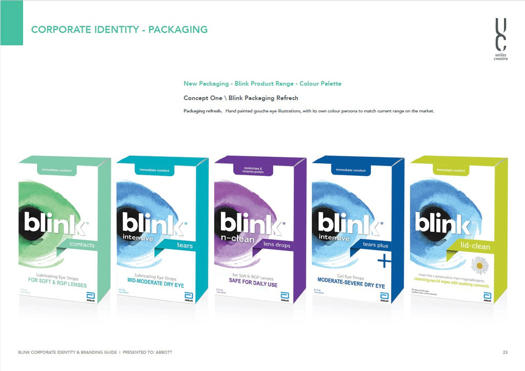 Branding & Packaging - Strategy, development, design