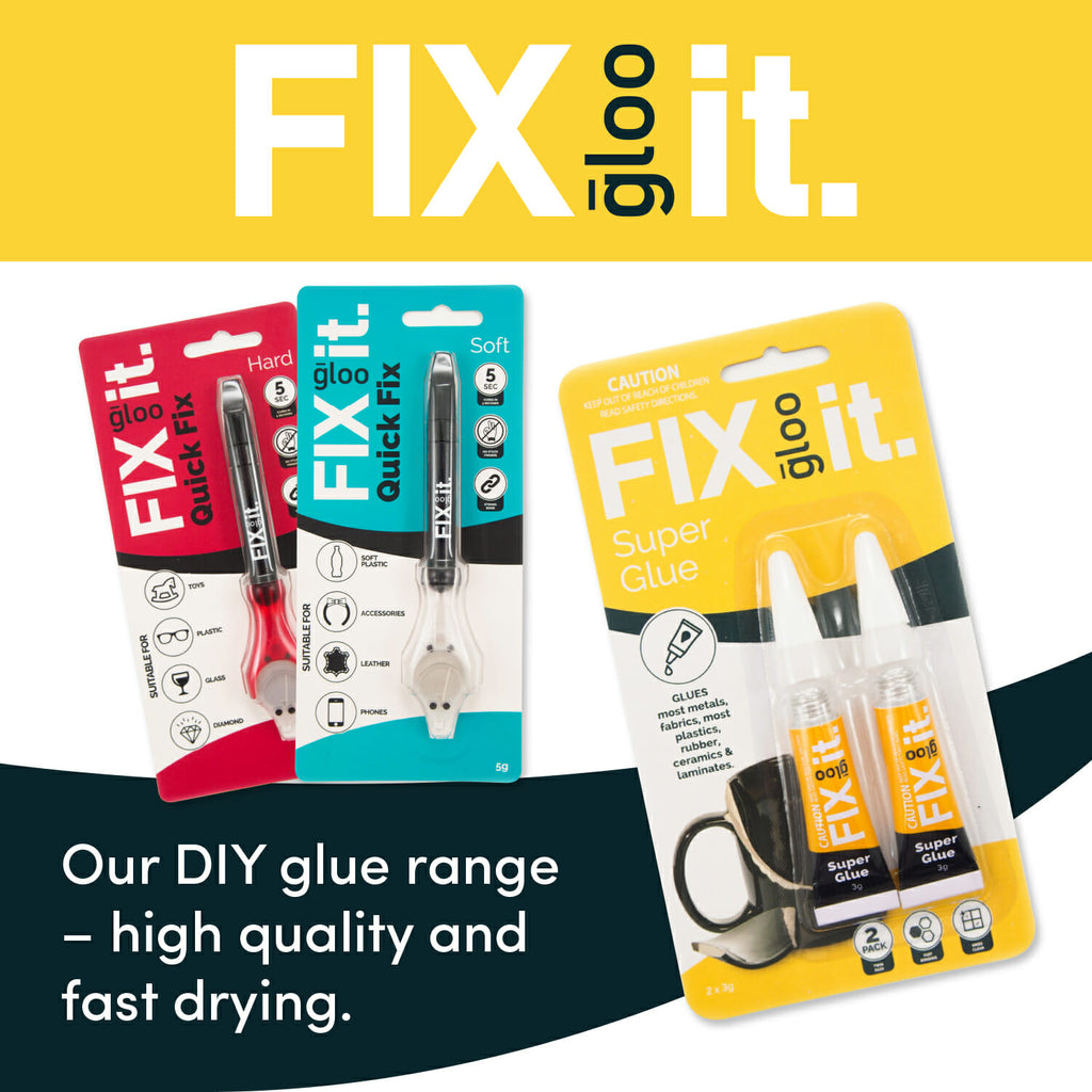Shamrock Craft - Fix It, Gloo It Products