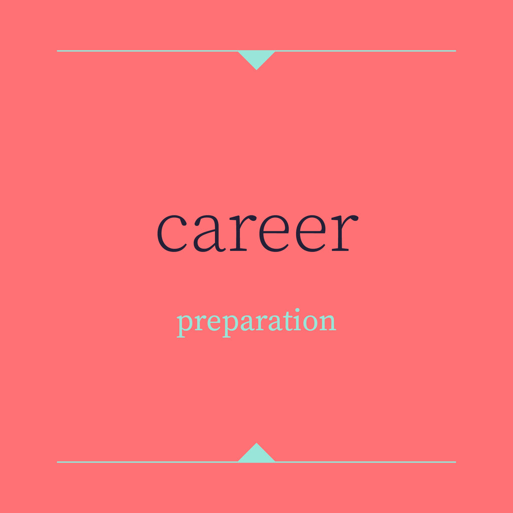 ONLINE Career Preparation Workshop