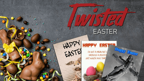 Funny Easter Cards | twisted Gifts
