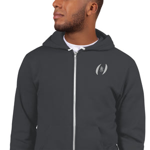 B U Elite Zip-Up Hoodie Sweater