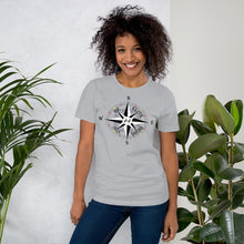 Load image into Gallery viewer, Compass Short-Sleeve Unisex T-Shirt