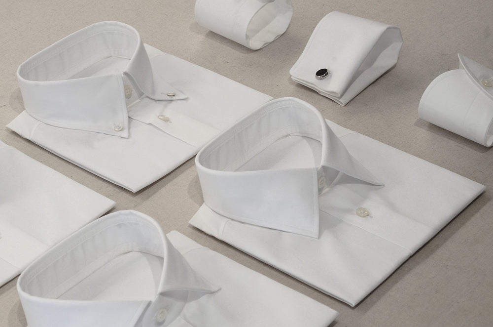 Sartoria Sciarra single needle and hand made luxury bespoke shirts. Bespoke shirt maker Sydney