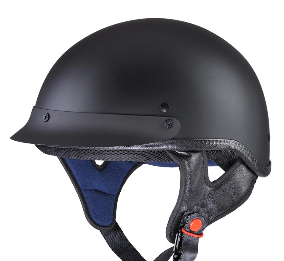 Motorcycle Half Helmet DOT approved