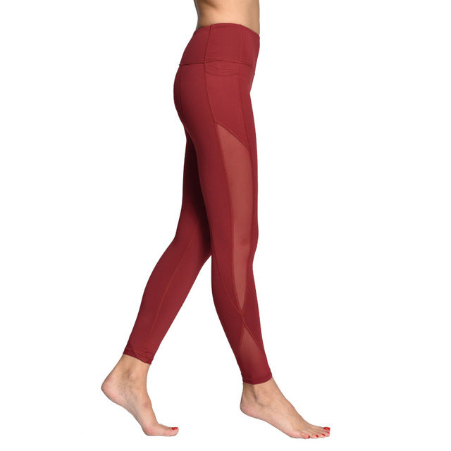 The These Yoga Pants have a Pocket Yoga Pants
