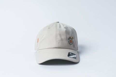 Slim & Husky's Dad Hat (Cream)