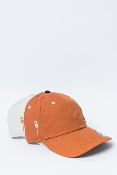 Slim & Husky's Dad Hat (Orange)