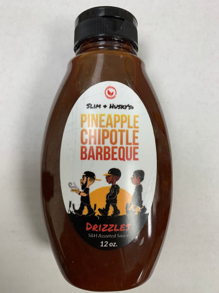 Pineapple Chipotle BBQ