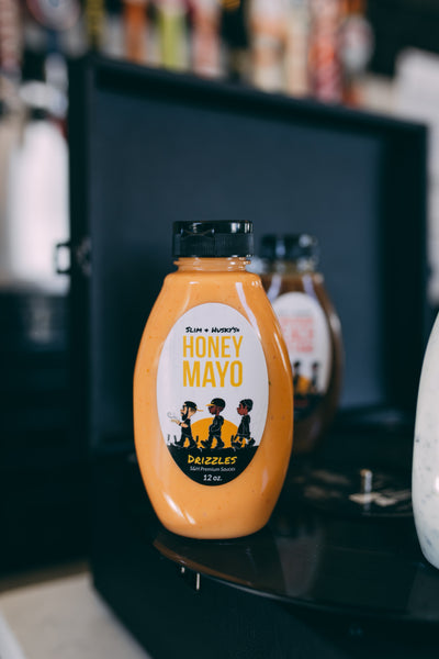 Honey Sriracha Mayo