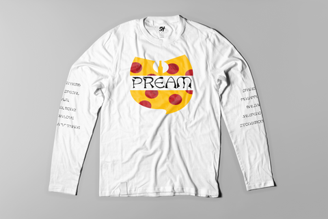 PREAM - WuPREAM Tee (long sleeve)