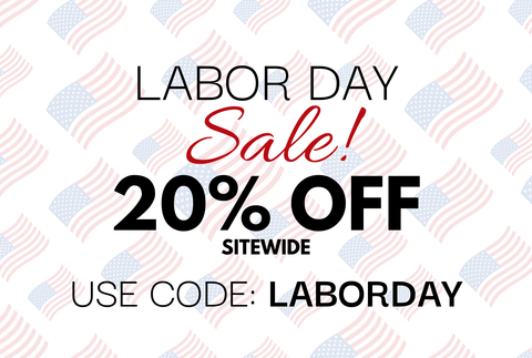 blinged brushes labor day sale