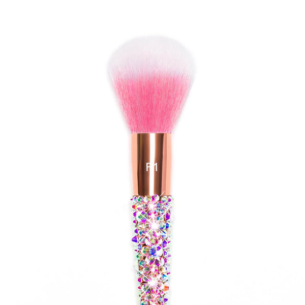 F1 - Large Powder Brush (Rose Gold)