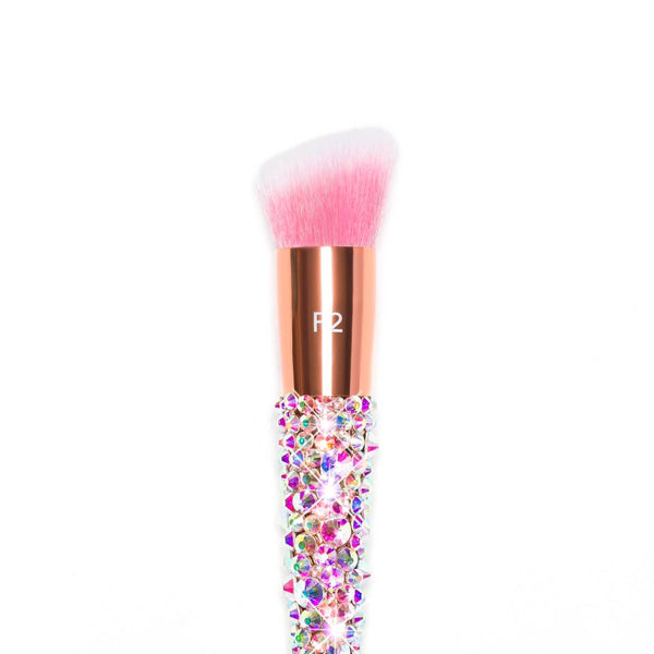 F2 - Liquid & Cream Brush (Rose Gold)