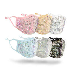Blinged Face Mask Bundle (Complete Collection)