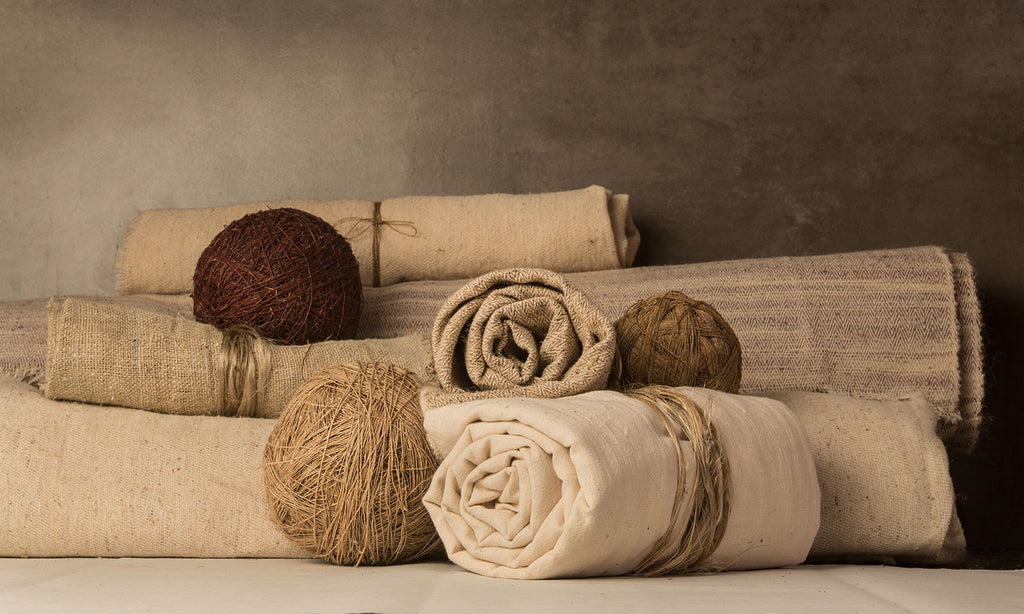 How hemp fabric is making a comeback after 10,000 years
