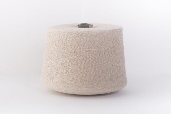 Hemp Yarn Off White
