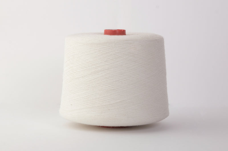 Hemp Yarn White