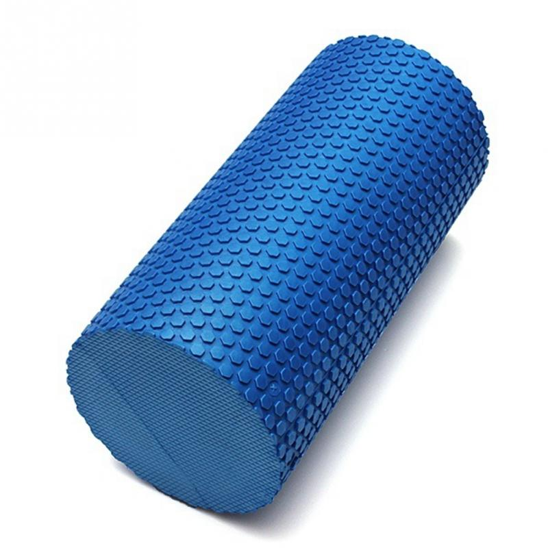 Foam Roller with Trigger Point Massage Grooves