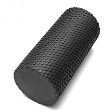 Load image into Gallery viewer, Foam Roller with Trigger Point Massage Grooves