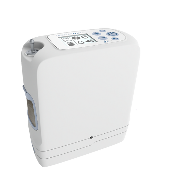 Inogen One G5 Portable Oxygen Concentrator with 8 Cell Battery