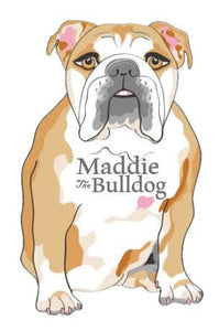 Maddie The Bulldog, Natural Dog Treats, Oils & Beauty Line