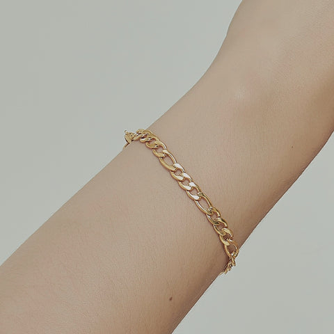 THE FIGARO CHAIN BRACELET