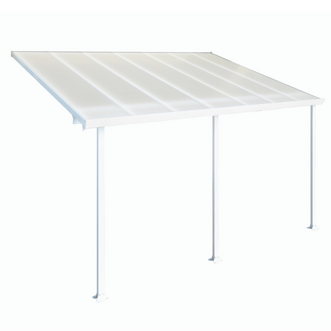 Palram Feria 10' x 20' Patio Cover - White - HG9320