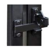 Aleko Galvanized Universal Steep Gate Latch LM191-AP