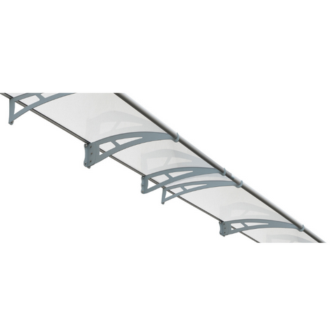 Image of Palram Aquila 4100 Awning - Clear - HG9512