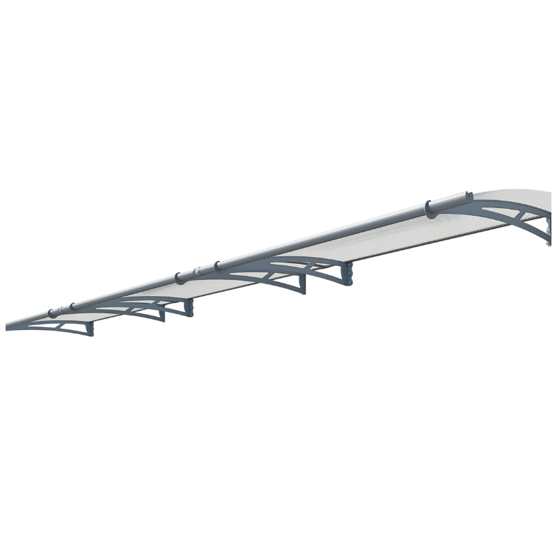 Palram Aquila 4500 Awning - Clear - HG9505