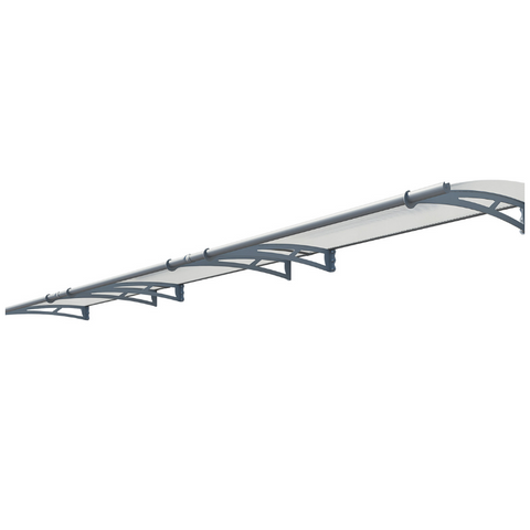 Image of Palram Aquila 4500 Awning - Clear - HG9505
