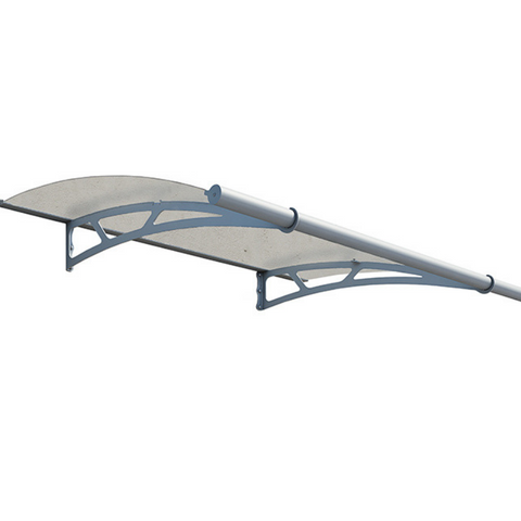 Image of Palram Aquila XL 2050 Awning - Clear - HG9514