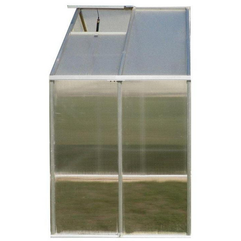 Image of Monticello MONT-4 Monticello 8FT x 4FT Black Greenhouse