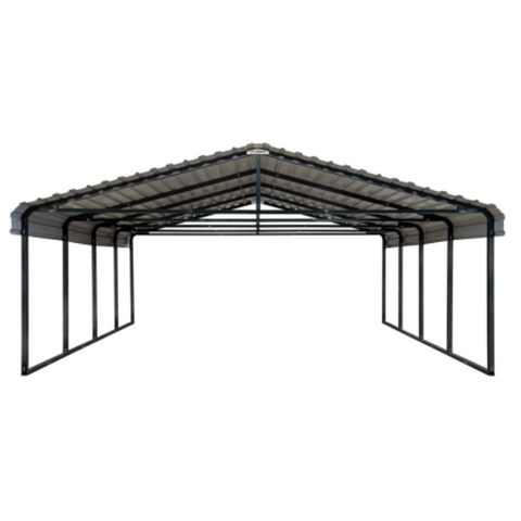 Image of Arrow CPHC202007 CARPORT 20X20X07 CHARCOAL