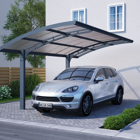 Palram HG9105 Arizona Wave 5000 Carport