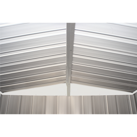 Image of Arrow EZ6565LVCR EZEE Shed®, 6x5, Low Gable, 65 in walls, vents, Cream