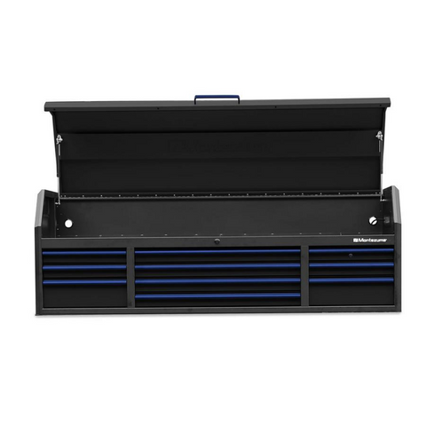 "Image of Montezuma BKM722410CH 72"" X 24"" 16-Drawer Tools Chest"