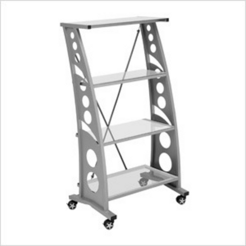 Pitstop Furniture Chicane Bookshelf