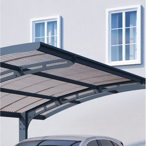 Image of Palram Arizona Wave 5000 Carport - HG9105