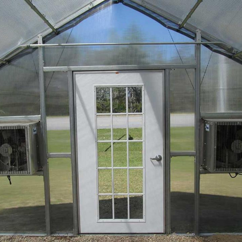 RSI R16308-P Wallace 16FT x 30FT Educational Greenhouse Kit  With 8FT High Walls