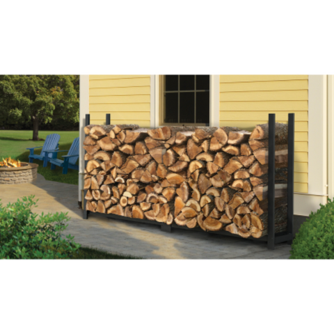 Shelter Logic 90472 8 ft. / 2,4 m Ultra Duty Firewood Rack w/o Cover